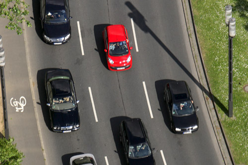 Gefahrenstellen im Straßenverkehr in Ihrer Umgebung © wolterfoto.de