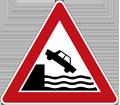 Zeichen Ufer