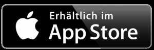 Gefahrenstellen App im Apple App Store